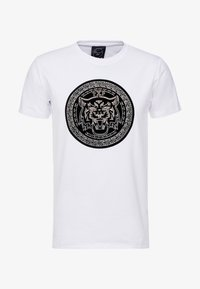 Project X Paris - COIN TEE - T-shirt con stampa - white - 3