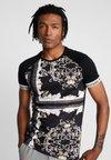 Project X Paris - RESORT TEE - T-Shirt print - black/gold