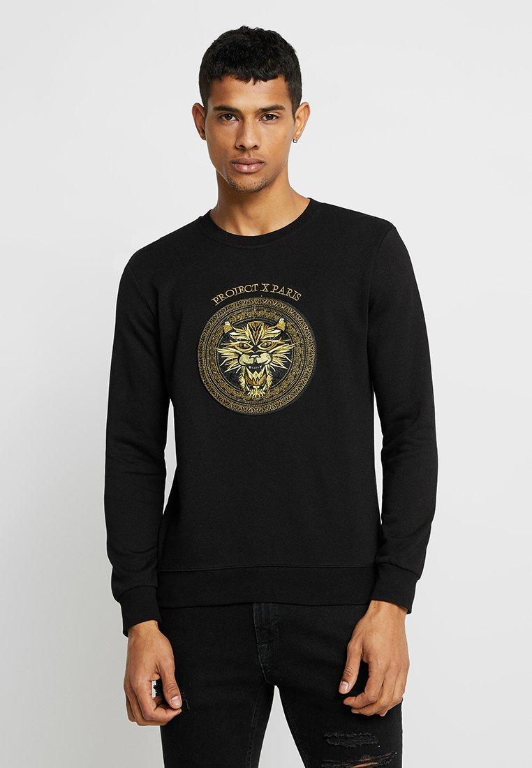 Project X Paris - CREST - Sweatshirt - black