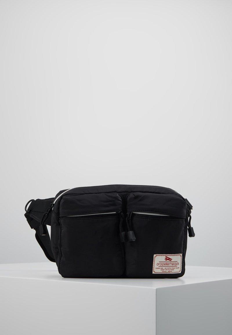 Propellerheads - Bum bag - black