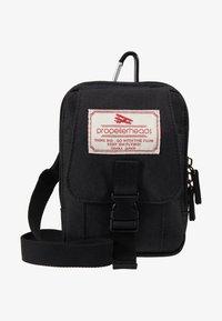 Propellerheads - Across body bag - black - 5