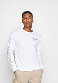 Primitive - DIRTY CUPID - Long sleeved top - white - 2