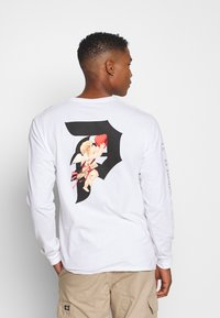 Primitive - DIRTY CUPID - Long sleeved top - white - 0