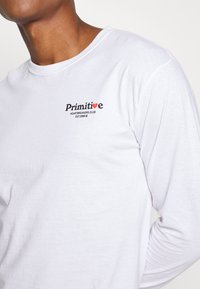 Primitive - DIRTY CUPID - Long sleeved top - white - 4