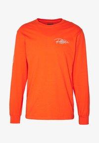 Primitive - NARUTO COMBAT - Bluzka z długim rękawem - orange - 4