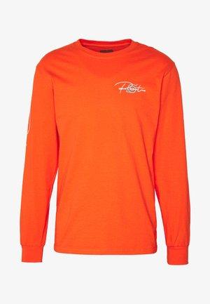 NARUTO COMBAT - Bluzka z długim rękawem - orange