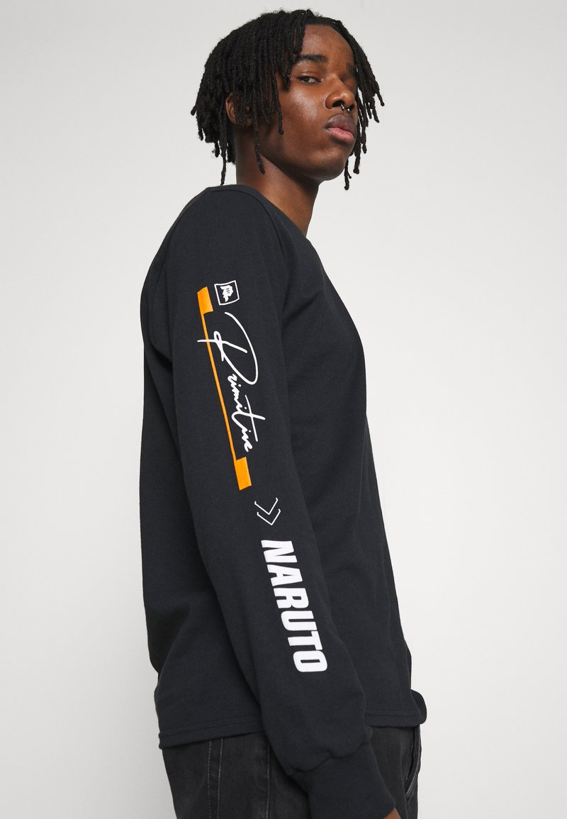 Primitive - NARUTO COMBAT - Long sleeved top - black