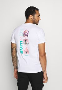 Primitive - MAJIN BUU FORMS DRAGON BALL Z - T-shirt imprimé - white - 0