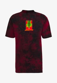 Primitive - SHENRON WISH WASHED DRAGON BALL Z - Print T-shirt - red/black wash - 4