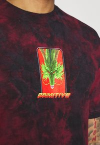 Primitive - SHENRON WISH WASHED DRAGON BALL Z - Print T-shirt - red/black wash - 5