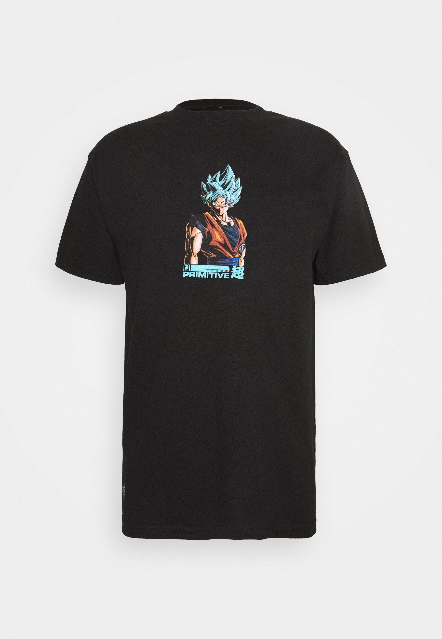 SHADOW GOKU TEE T shirts print black