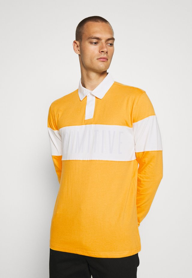 SPRINGFIELD - Poloshirt - yellow