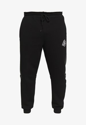 MCKINNON TAPED JOGGERS - Pantalon de survêtement - black