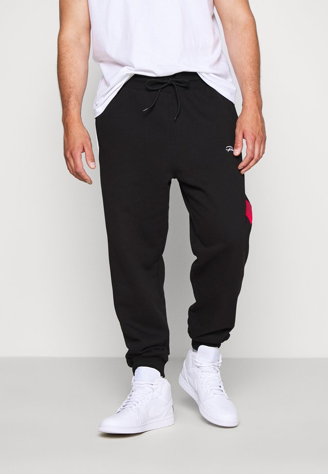 WILBERTON JOGGER  - Tracksuit bottoms - black
