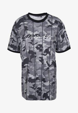 HARROW SIGNATURE IN CAMO - T-shirt print - grey