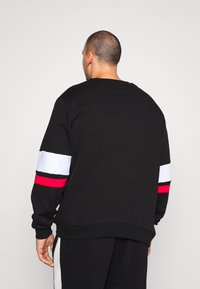Projekts NYC - WILBERTON WITH CONTRAST TRIMS - Sweatshirt - black - 2