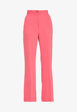TROUSERS - Kalhoty - pink coral