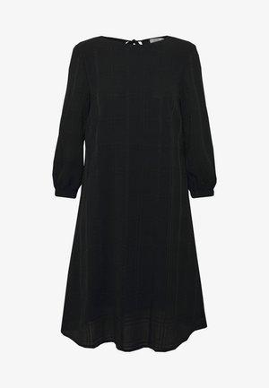 DRESS ABZA - Vapaa-ajan mekko - black check