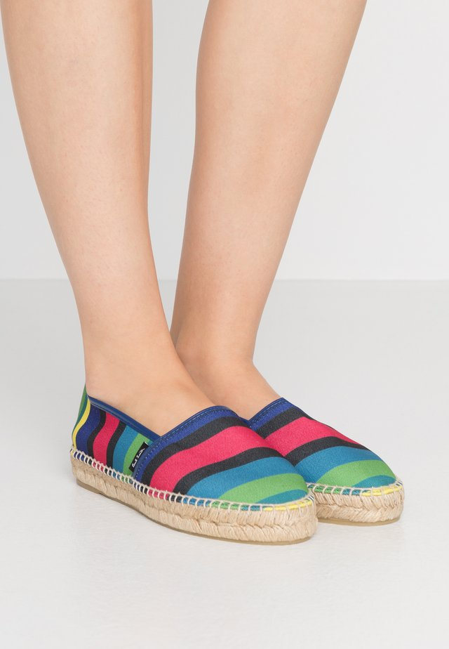 HELIOS - Loafers - multicolours