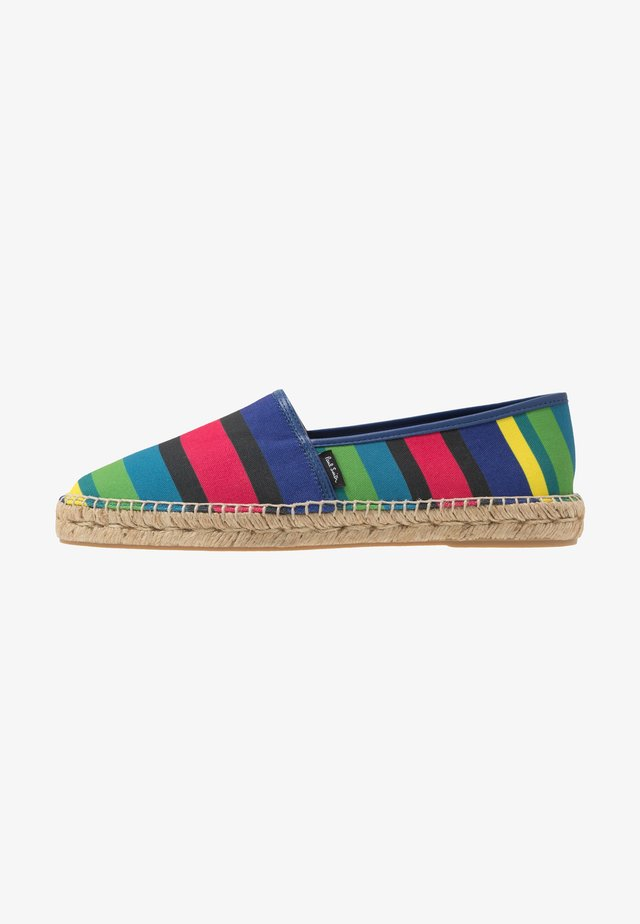 EXCLUSIVE HELIOS - Espadrilles - multicolor