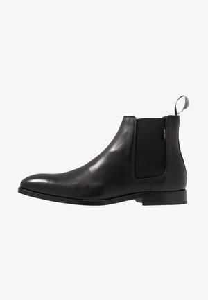 MENS SHOE GERALD - Støvletter - black