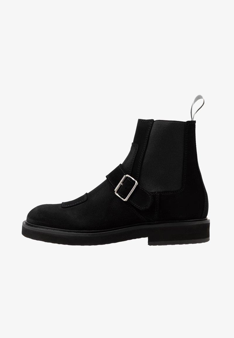 PS Paul Smith - BOB - Korte laarzen - black