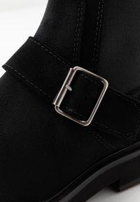 PS Paul Smith - BOB - Korte laarzen - black - 5