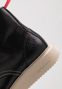 PS Paul Smith - CAPLAN - Snørestøvletter - black - 5