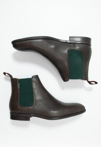 PS Paul Smith - GERALD - Classic ankle boots - dark brown - 1