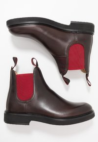 PS Paul Smith - RIFKIN - Botki - dark brown - 1