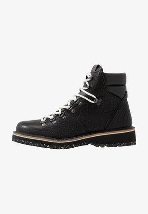 ASH - Veterboots - black