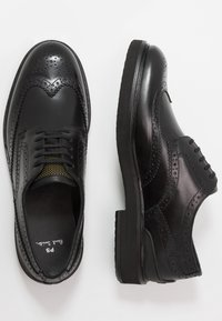 PS Paul Smith - TOMMY - Eleganckie buty - black - 1