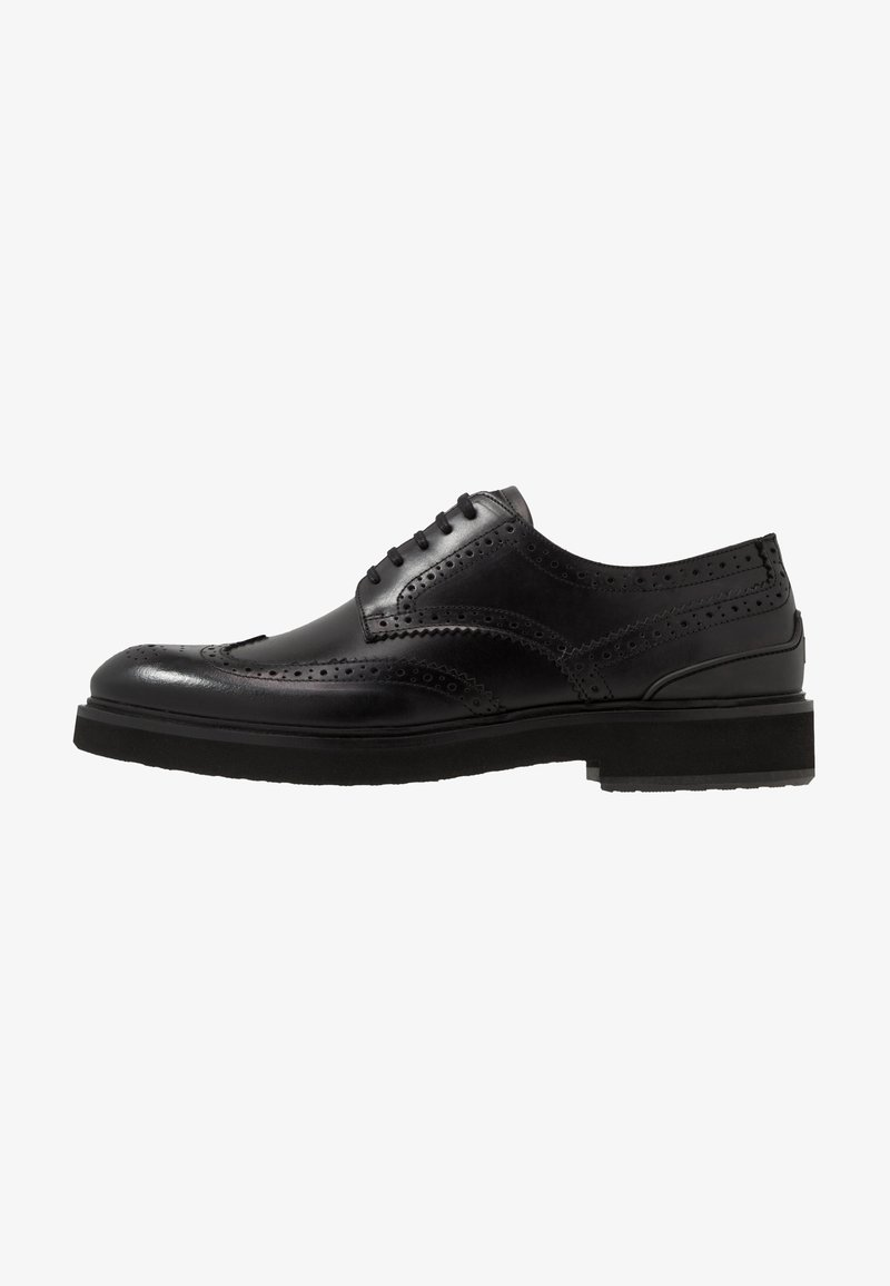 PS Paul Smith - TOMMY - Eleganckie buty - black