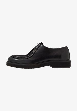 NEVILLE - Lace-ups - black