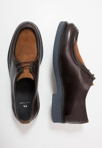 PS Paul Smith - NEVILLE - Lace-ups - dark brown - 1