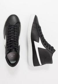 PS Paul Smith - ZAG - Sneakersy wysokie - black - 1