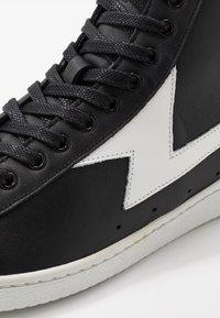 PS Paul Smith - ZAG - Sneakersy wysokie - black - 6
