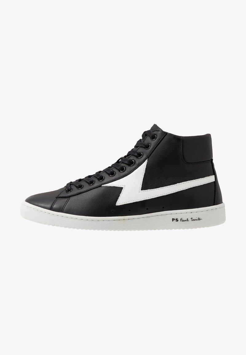 PS Paul Smith - ZAG - Sneakersy wysokie - black