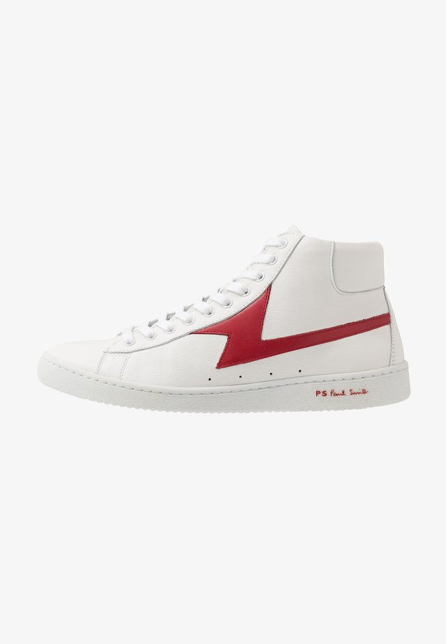 ZAG - Sneakers high - white