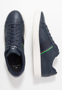 PS Paul Smith - REX - Baskets basses - dark navy - 1
