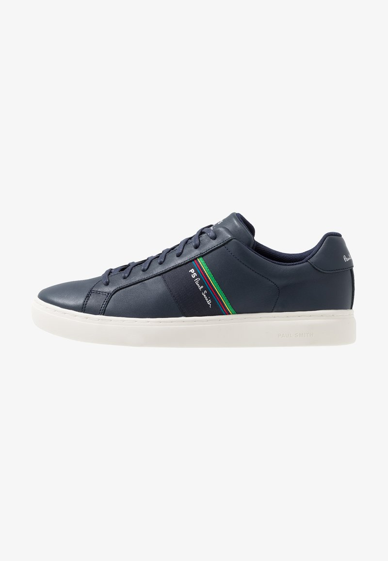 PS Paul Smith - REX - Baskets basses - dark navy