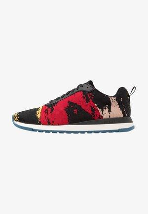RAPPID - Sneakersy niskie - dark red