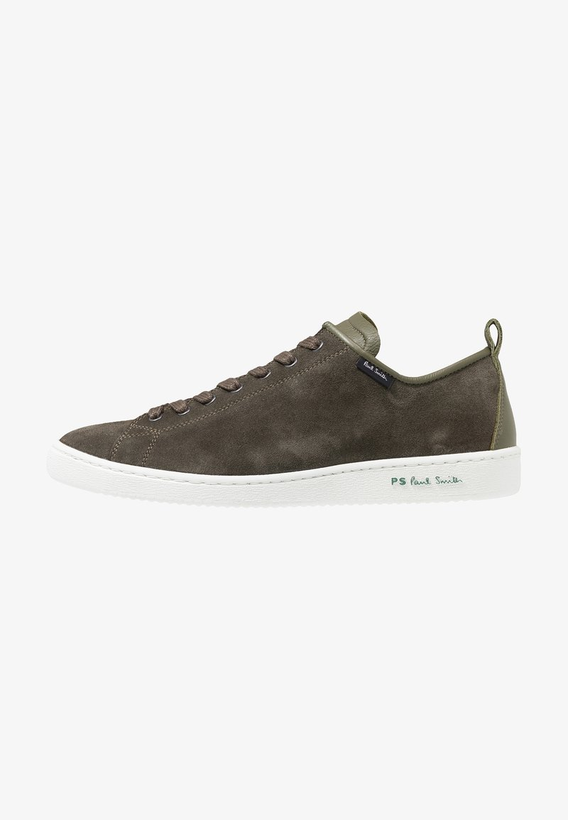 PS Paul Smith - MENS SHOE MIYATA - Baskets basses - olive green