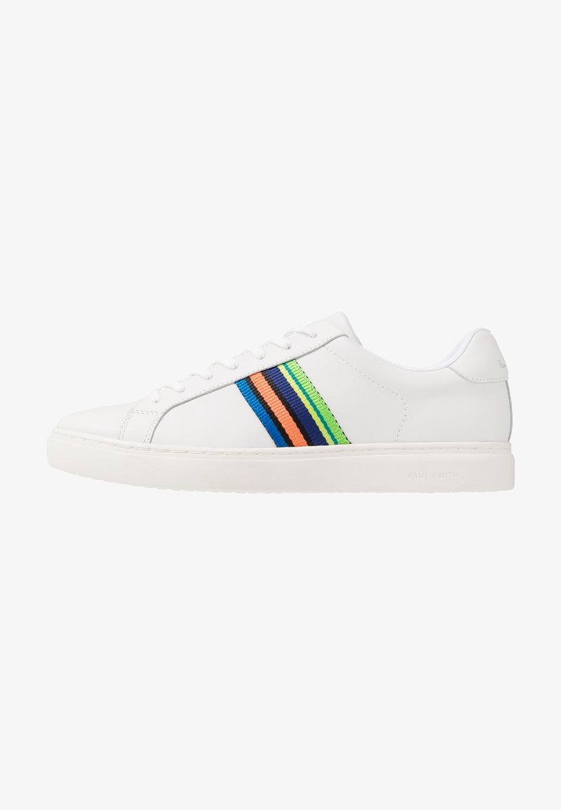 PS Paul Smith - AMLUX - Matalavartiset tennarit - white