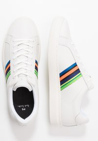 PS Paul Smith - AMLUX - Matalavartiset tennarit - white - 1