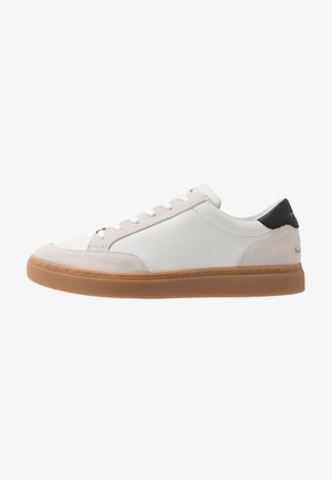 TROY - Sneakersy niskie - white