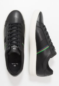 PS Paul Smith - REX - Sneakersy niskie - black - 1