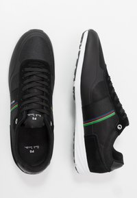 PS Paul Smith - HUEY - Sneakers - black - 1