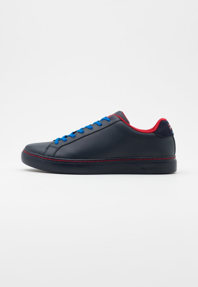 EXLUSIVE REX - Matalavartiset tennarit - navy