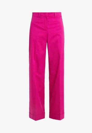 Trousers - fusia